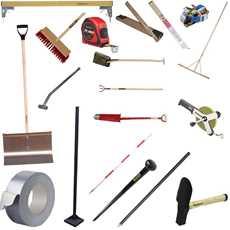 Billede til varegruppe Værktøj og redskaber