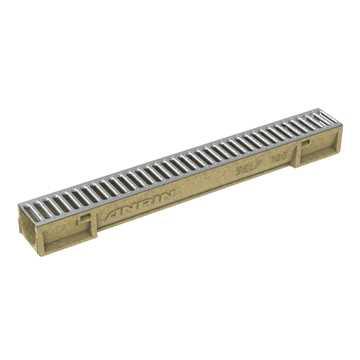 ANRIN Self-100 rende 1m m/rist A15 H=100 mm.