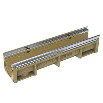 ANRIN KE-150 Linjedræn med stålkant nr. 010
